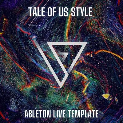 Green - Tale Of Us Style Ableton Live Template