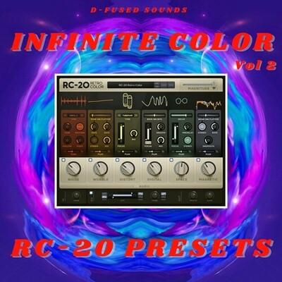Infinite Color Vol 2 (RC-20 Presets)