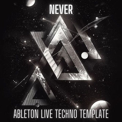 Never - Bodzin Style Ableton Live Template