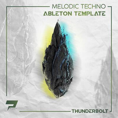 Thunderbolt [Melodic Techno Ableton Template]