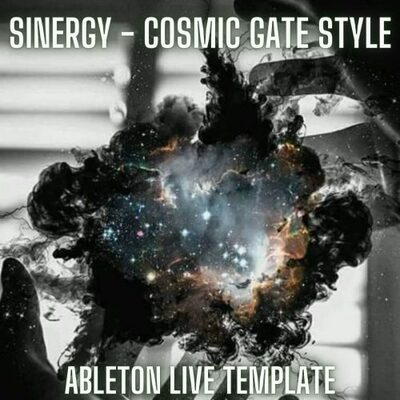 Sinergy - Cosmic Gate Style Ableton Template