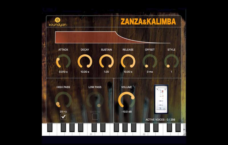 Zanza & Kalimba