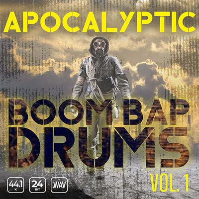 Apocalyptic Boom Bap Drums Vol. 1