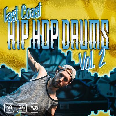 East Coast Hip Hop Drums Vol. 2