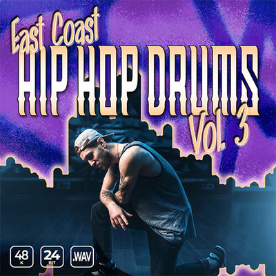 East Coast Hip Hop Drums Vol. 3