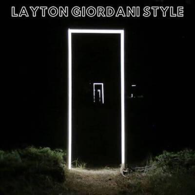 Layton Giordani Style Ableton Live Template