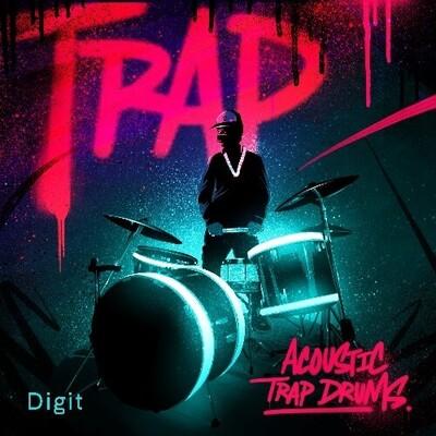 Acoustic Trap Drums