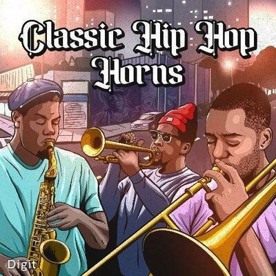 Classic Hip Hop Horns