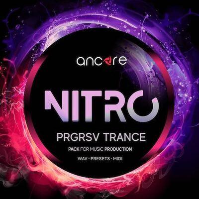 NITRO Progressive Trance Producer Pack