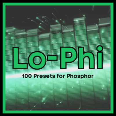 'Lo-Phi' for Phosphor 3