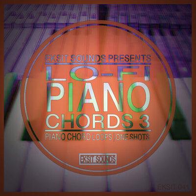 Lo-Fi Piano Chords 3
