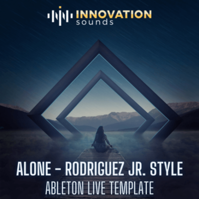 Alone - Rodriguez Jr. Style Ableton Template