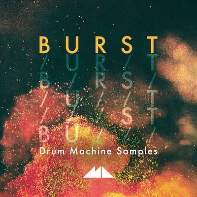 Burst - Drum Machine Samples