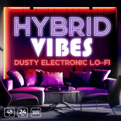 Hybrid Vibes: Dusty Electronic Lo-Fi