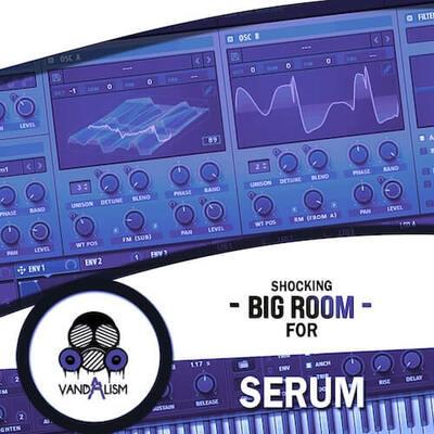 Shocking Big Room For Serum