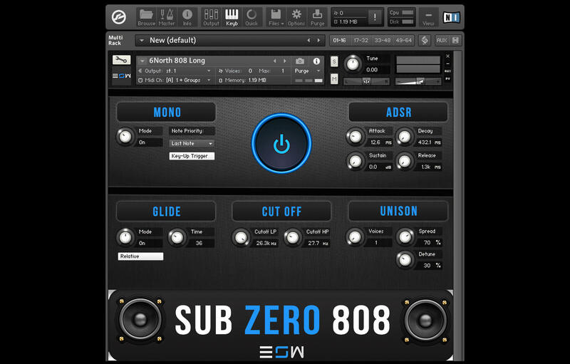 Sub Zero 808
